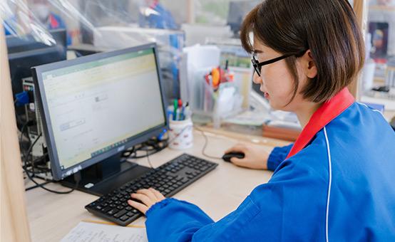 IT活用で品質に集中できる職場へ